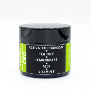 Renewing Detox Mask 1000mg CBD
